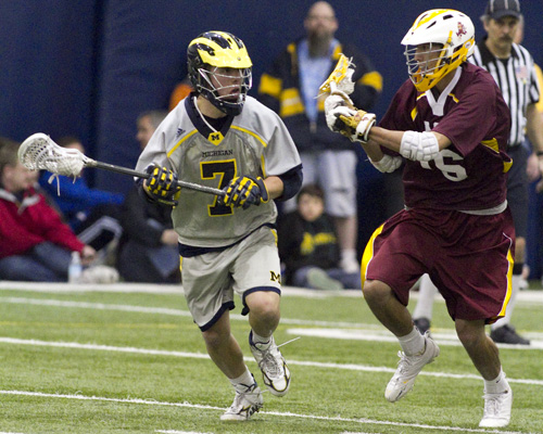 Joey Hrusovsky Arizona State Michigan LAcrosse