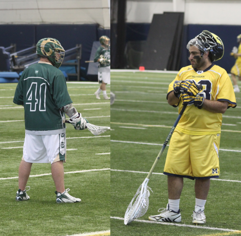 Colorado State Michigan Lacrosse