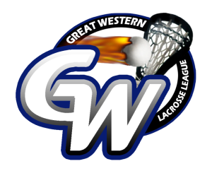 Great Western Lacrosse League Logo