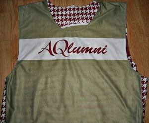 Aquinas College Lacrosse Reversible Jersey