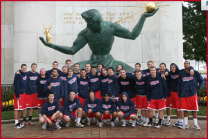 Detroit Titans Lacrosse Spirit of Detroit